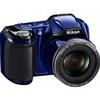 Ultrazoom Nikon Coolpix L810 se širokoúhlým 22,5mm ohniskem