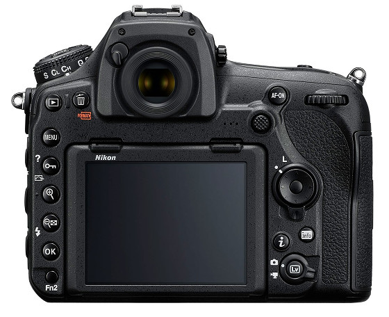 Nikon D850 displej